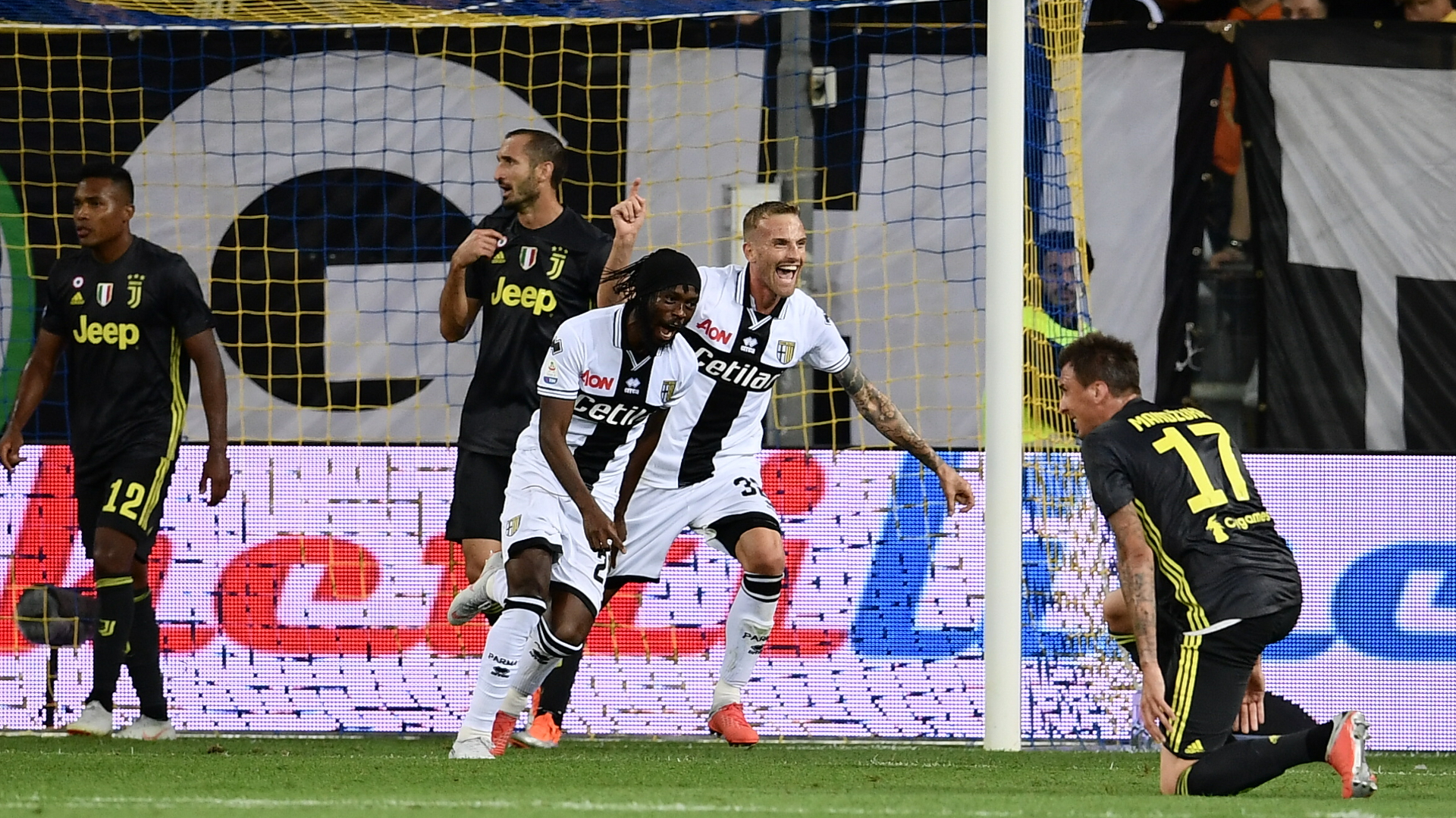 Gervinho Parma Juventus