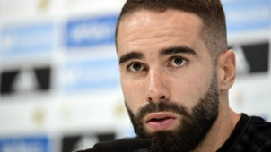 Dani Carvajal Real Madrid Supercopa