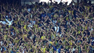 Fenerbahce fans