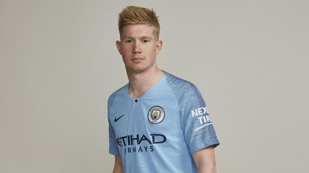 De Bruyne City kit
