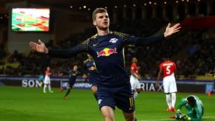 Werner Leipzig Monaco Champions League 11212017