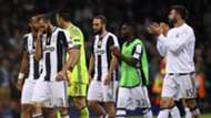 Juventus players dejected after Cardiff defeat Champions League final 03062017