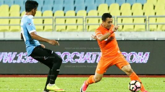 Norshahrul Idlan, Felda United, Penang, Super League, 07/05/2017