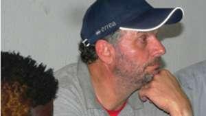 Italian coach Roberto Landi.
