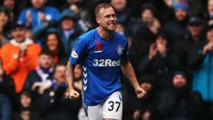 Scott Arfield Rangers 2018-19