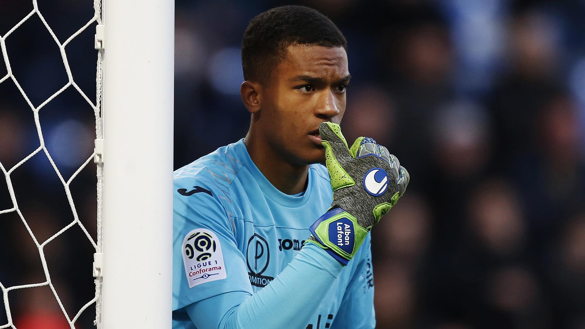 Alban Lafont Toulouse Ligue 1