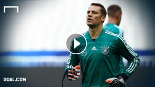 Manuel Neuer Germany