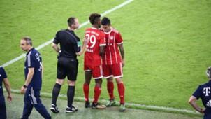 James Rodríguez lesión Bayern Munich 01082017