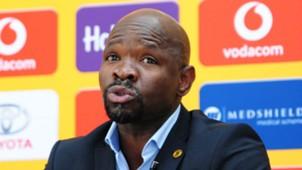 Kaizer Chiefs coach Steve Komphela