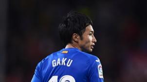 2018-09-28 Shibasaki Gaku Getafe