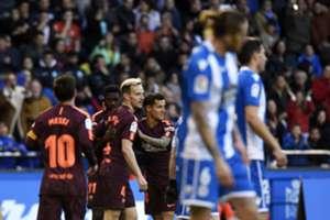 Barcelona Deportivo de La Coruña LaLiga
