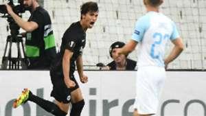 Lucas Torro Marset Marseille Eintracht Frankfurt UEFA Europa League 20092018