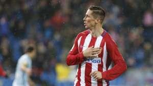 Atlético de Madrid Fernando Torres