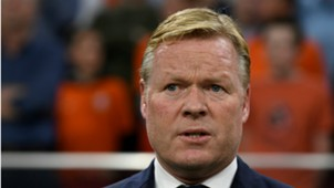 Ronald Koeman, Netherlands - Germany, Nations League 10132018