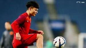 Nguyen Quang Hai U23 Vietnam U23 Indonesia AFC U23 Championship Qualifiers