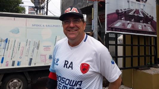 Robert Rene Alberts Pelatih PSM Makassar