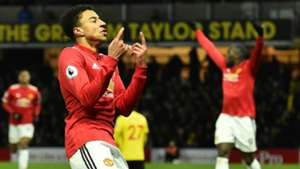Jesse Lingard Manchester United Watford