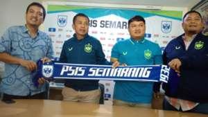 Jafri Sastra - PSIS Semarang