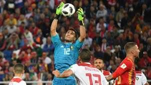 Munir Mohamedi Morocco World Cup