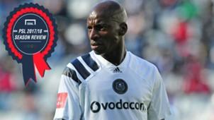 Musa Nyatama of Orlando Pirates end of season review