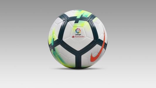 Nuevo balón LaLiga 2017-2018