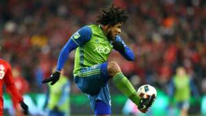 Roman Torres Seattle Sounders MLS Cup 121016