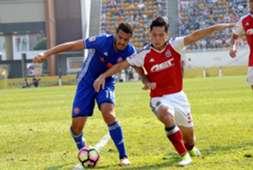 Fa Cup semi-final, South China 1:0 won over Eastern.