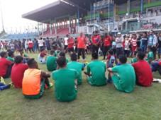 Latihan Madura United