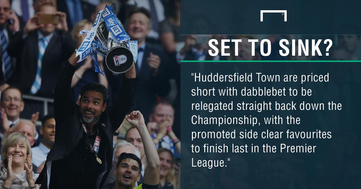 GFX Huddersfield Town betting