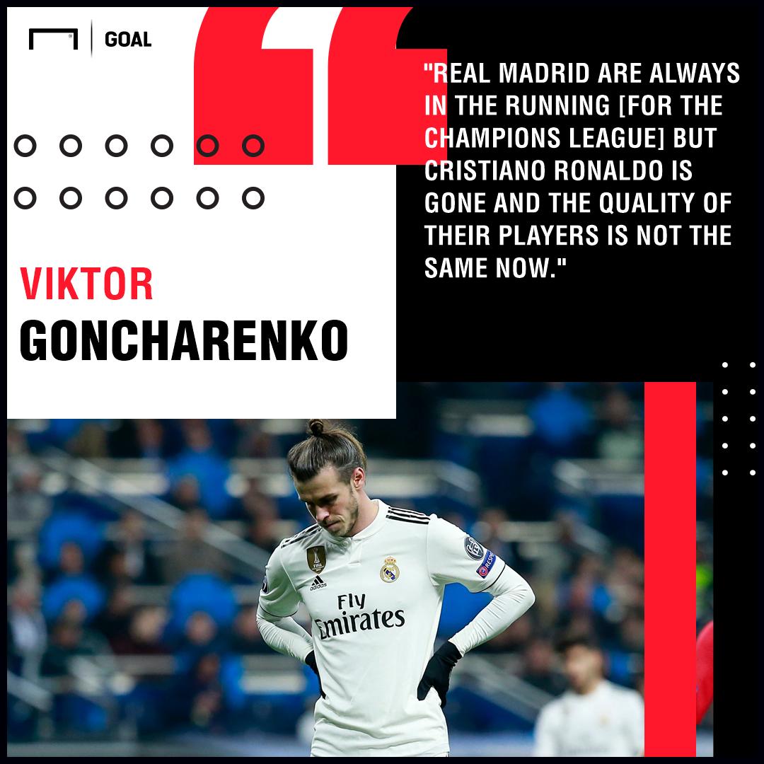 Gomarchenko Cristiano Ronaldo Real Madrid PS