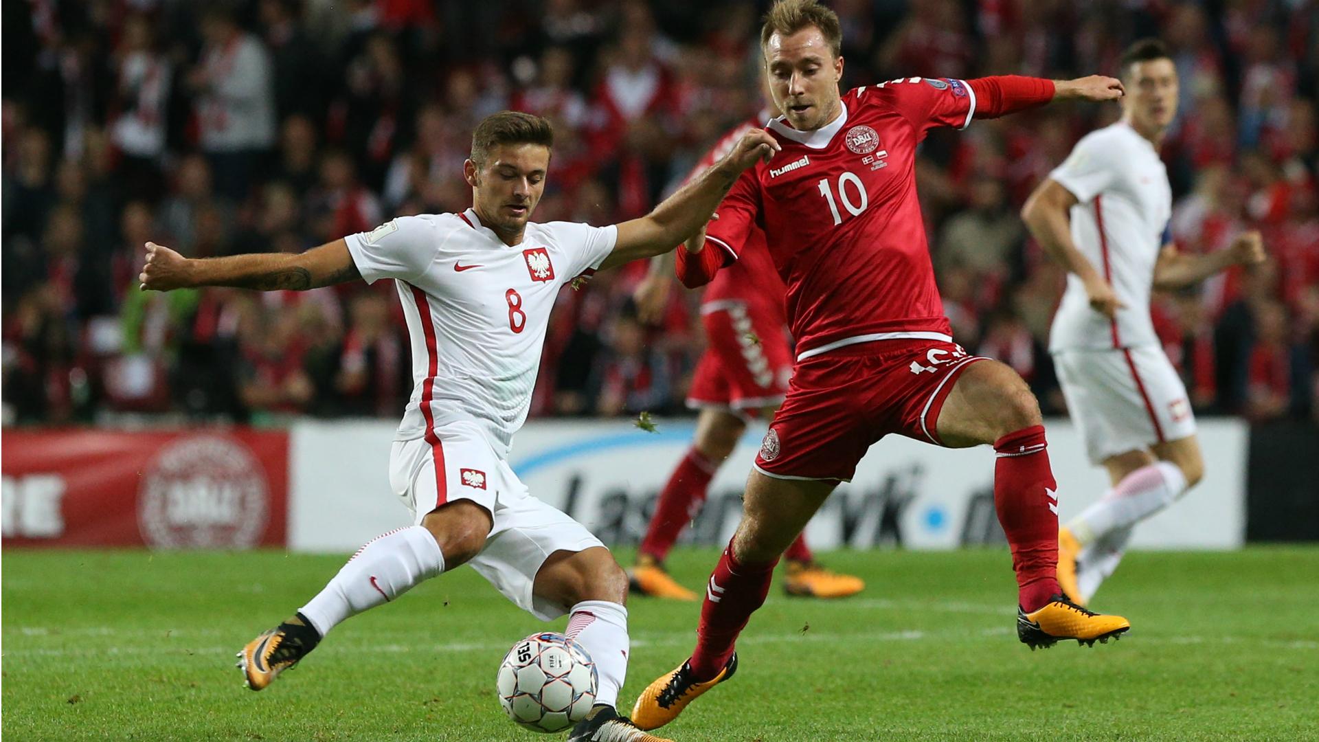 Poland - Denmark, 09012017