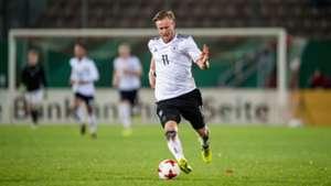Cedric Teuchert Germany U21 Schalke 1117