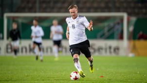 Cedric Teuchert Germany U21 Schalke 1117