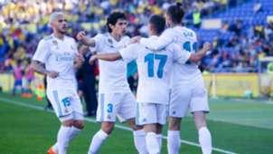 Theo Bale Vallejo Las Palmas Real Madrid LaLiga