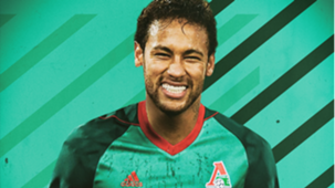 Neymar at Lokomotiv