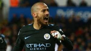 David Silva Manchester City