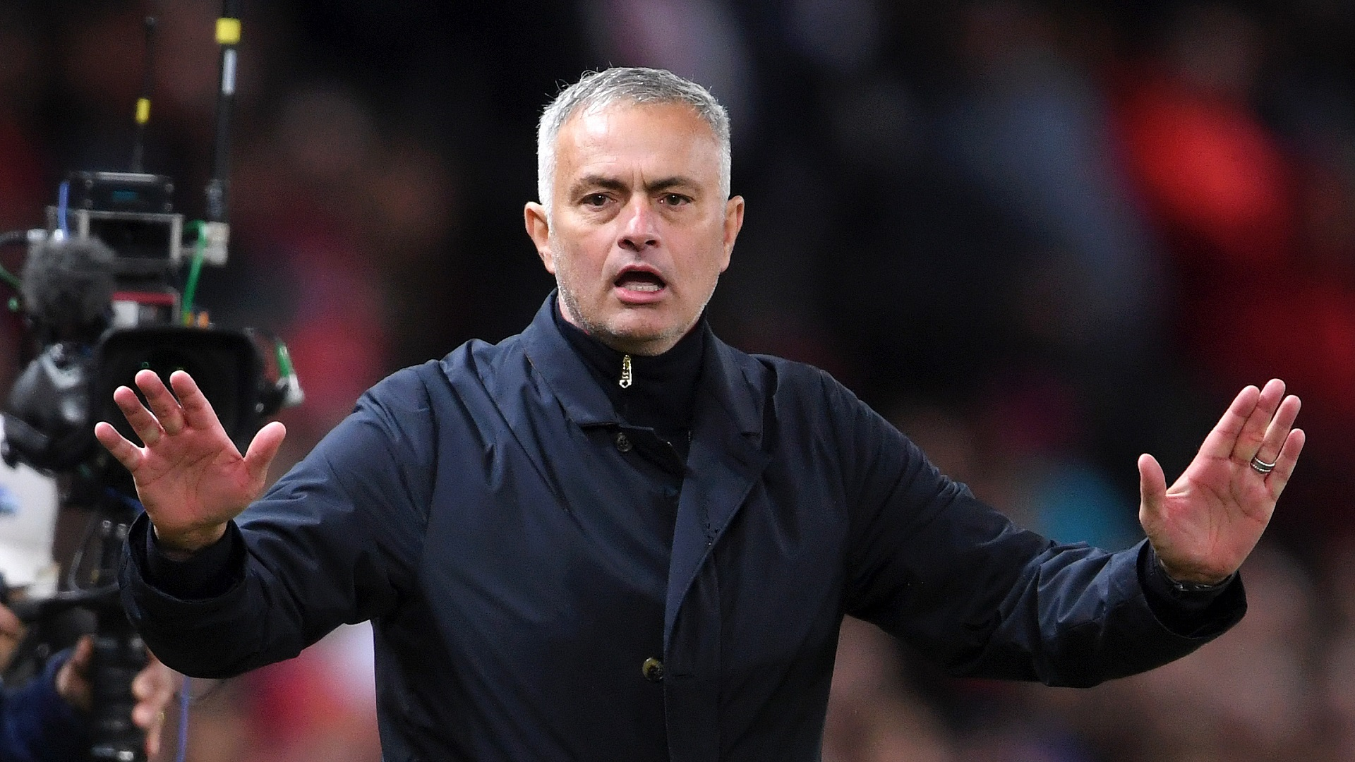 Mourinho Comments On Reports He'd Be Sacked