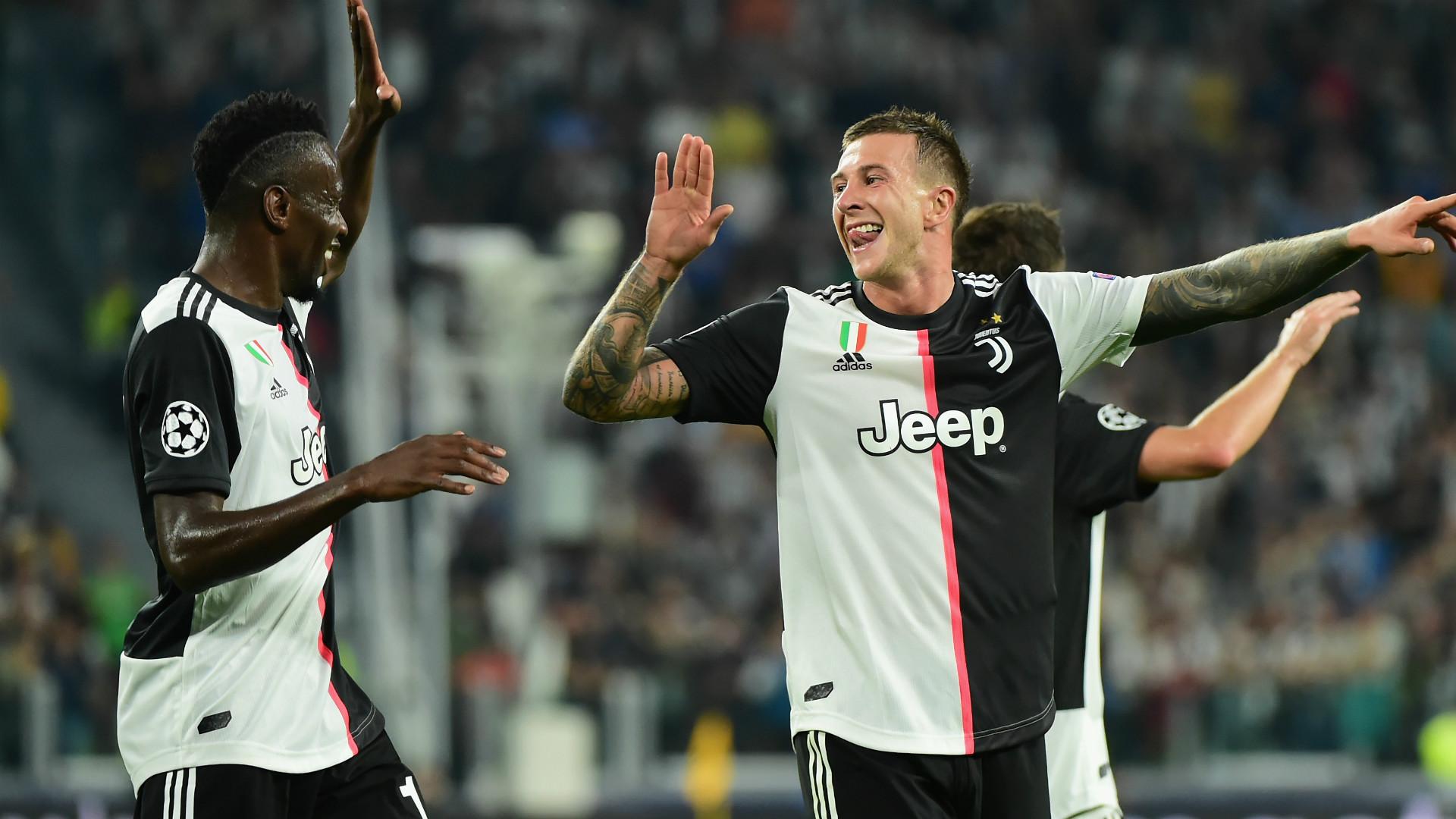 Bernardeschi Juventus Bayer leverkusen