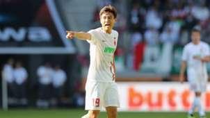 Ja-Cheol Koo FC Augsburg 22092018