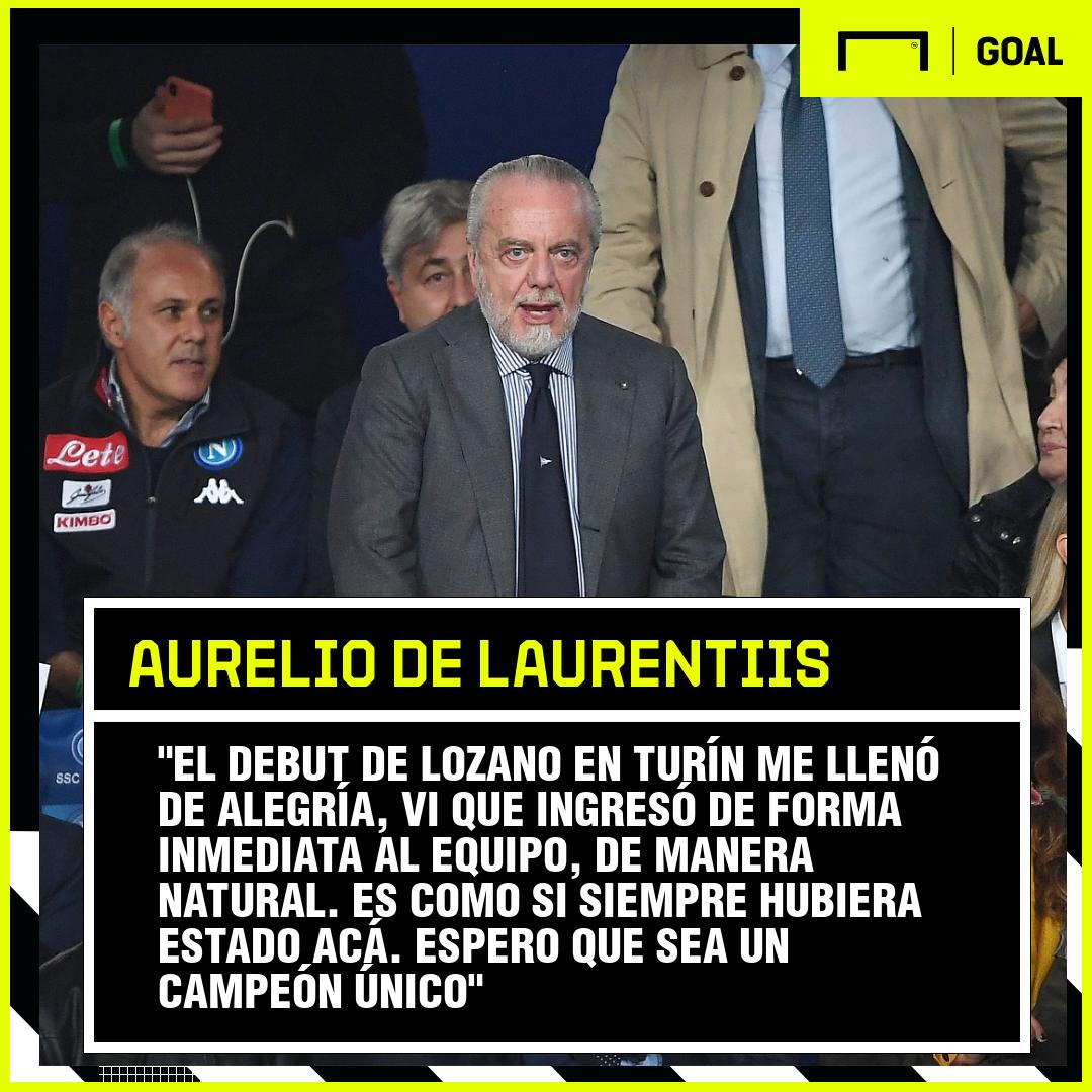 Aurelio De Laurentiis - Napoli