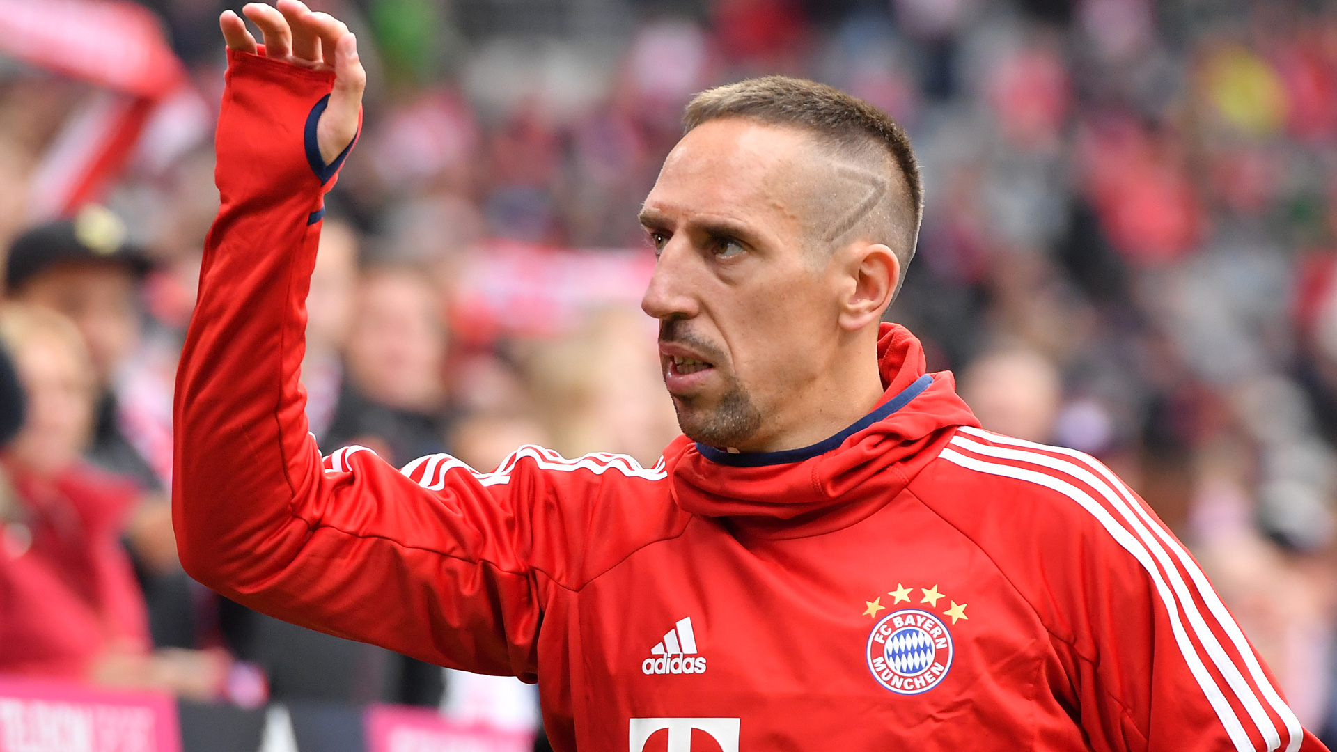 Franck Ribery FC Bayern Bundesliga