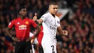 Kylian Mbappe vs. Manchester United