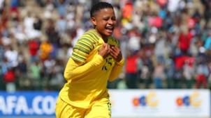 Refiloe Jane of South Africa 2018 Cosafa Womens Championship 22 September 2018