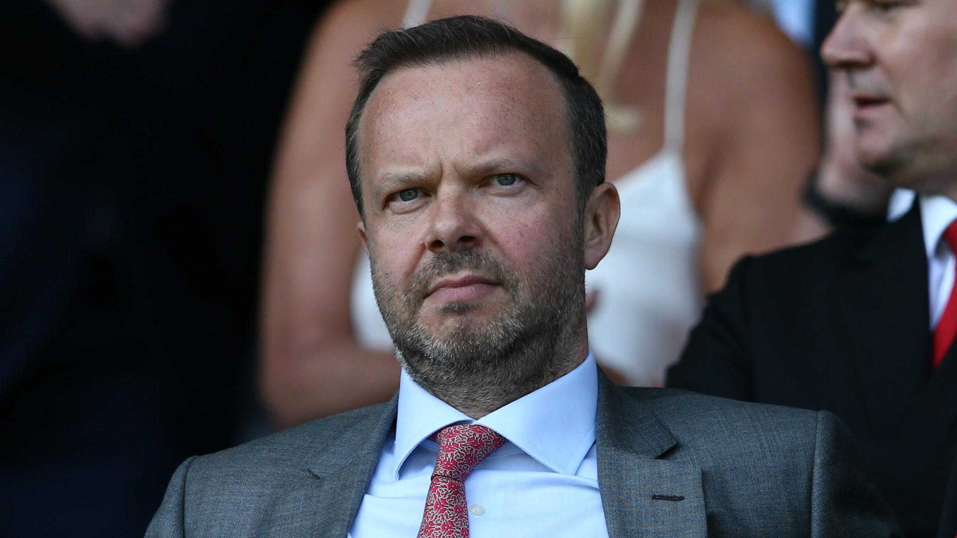 Ed Woodward Manchester United 2018-19