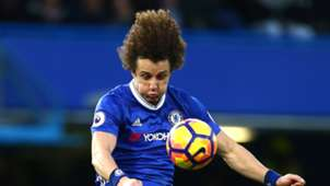 David Luiz Chelsea Premier League