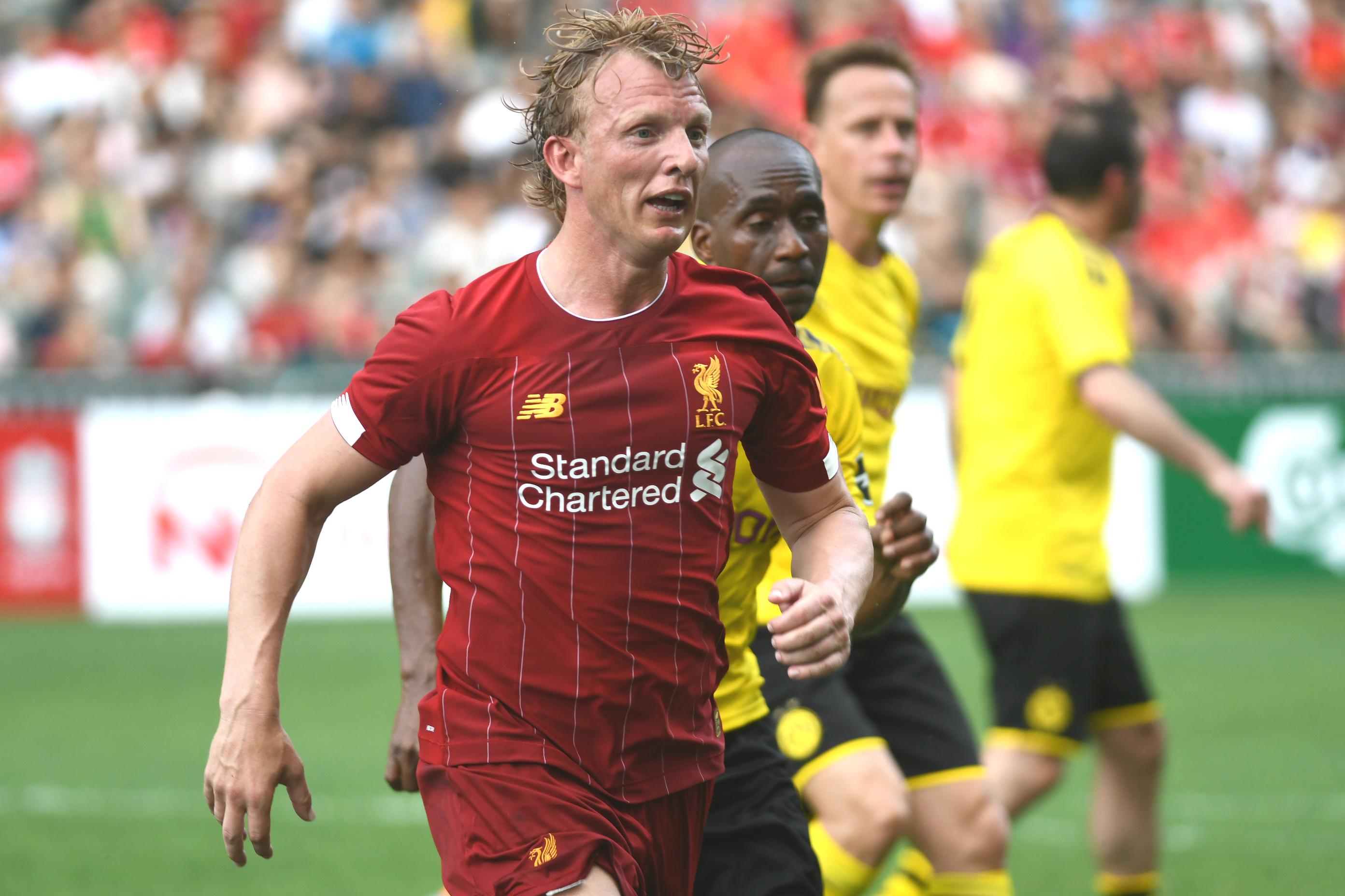 Borussia Dortmund Legends vs Liverpool Legends