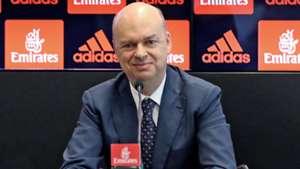 Marco Fassone Milan