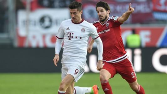 Lewandowski Ingolstadt Bayern Munich