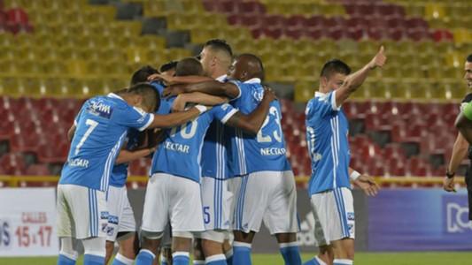 Millonarios Jaguares 2017-II