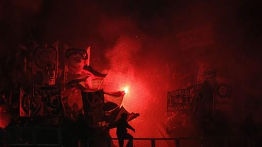 Supporters ultras Ligue 1 illustration